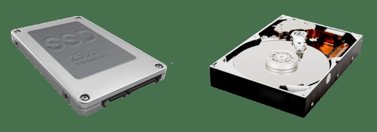 hard drives- SSDs