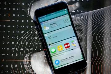 iOS 10-WiFi