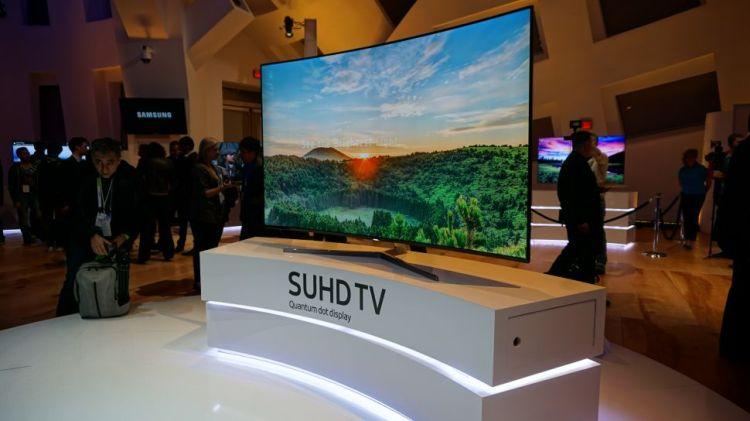 samsung -SUHD-tv
