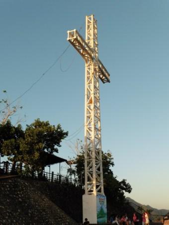 Cruz del monte Tapyas