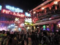 Pub Street en Siem Reap