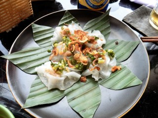 White Rose dumplings
