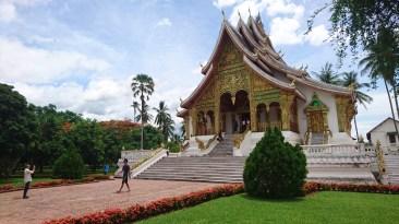 Templo budista en Haw Kham o el palacio real