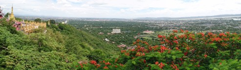 Colina de Mandalay