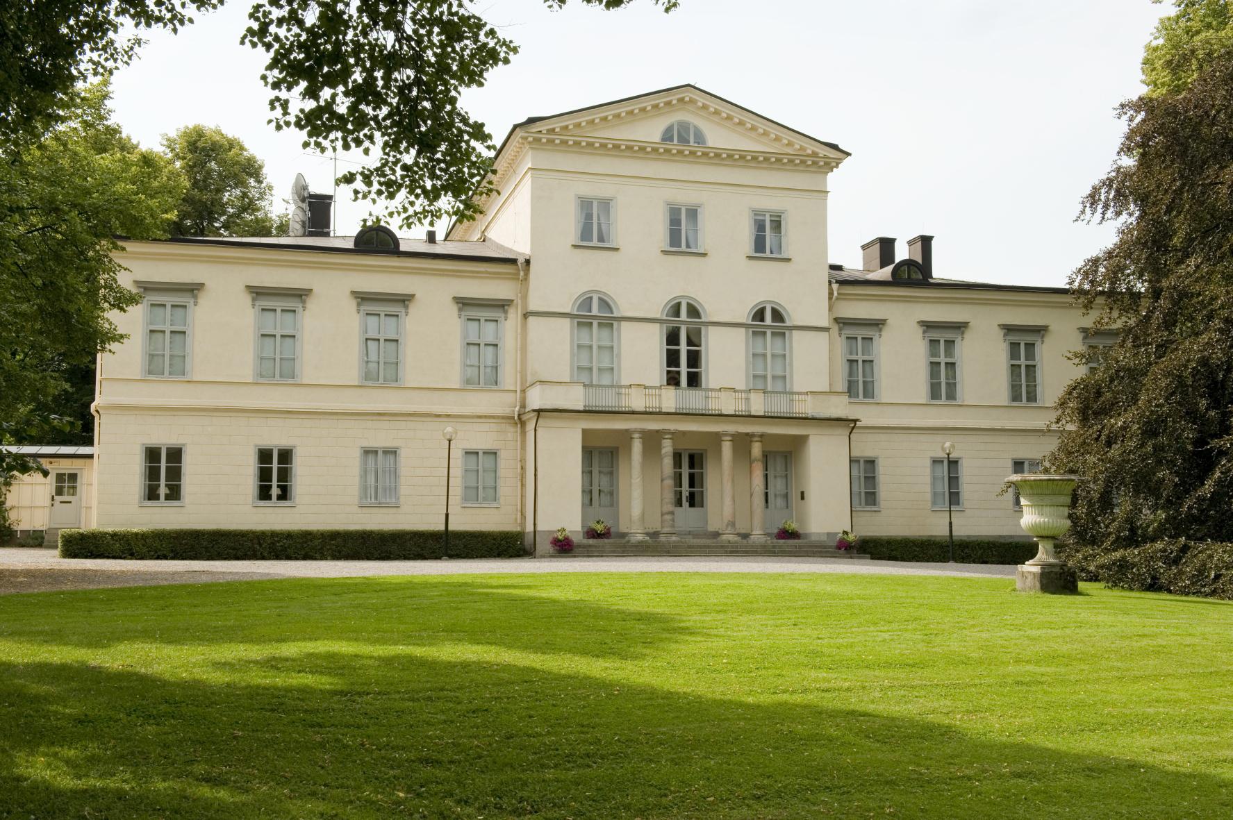 Haga Palace And Haga Park Unofficial Royalty