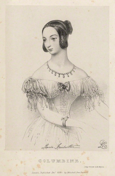 by Richard James Lane, printed by JÈrÈmie Graf, published by John Mitchell, after Alfred Edward Chalon, lithograph, published December 1839