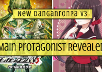 New Danganronpa V3 Release Date And Protagonist Reveal!