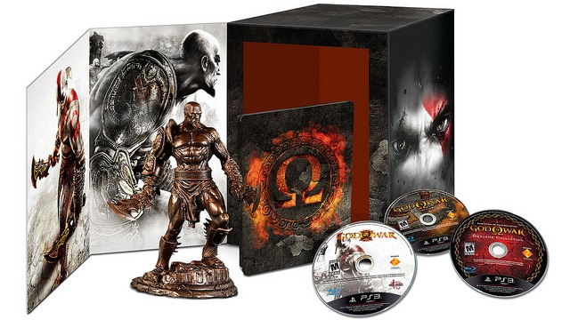 god of war omega collection - unpocogeek.com