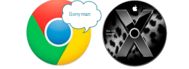 chrome will not support osx 10.5