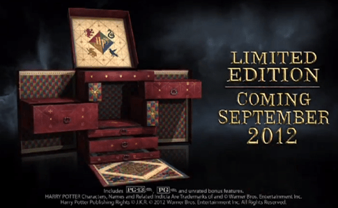 harry potter wizards collector edition - unpocogeek.com