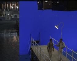 """Detrás de los efectos especiales de """"The great Gatsby"""""""