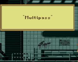 """""""El quinto elemento"""" como si fuese un juego de 8 bits"""