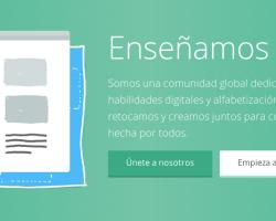 Aprende a crear sitios web con Mozilla Webmaker