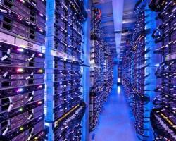 Dentro de los data center de los más grandes