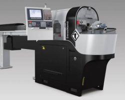 La maquina que fabrica los tornillos de los relojes