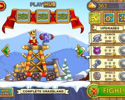 El juego de hoy… King's Rush