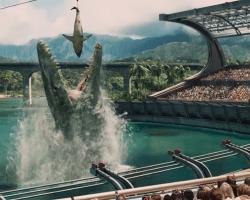 Tráiler oficial de Jurassic World