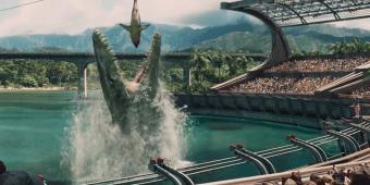 Primer tráiler oficial de Jurassic World
