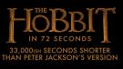La trilogia de El Hobbit en 72 segundos y con legos