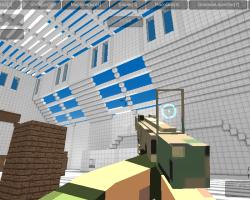 El juego de hoy… Pixel Warfare