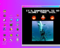 Windows 93, así se sintieron los 90 en la informática