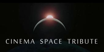 Tributo a las películas con temática espacial