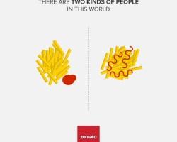 Existen dos tipos de personas en este mundo