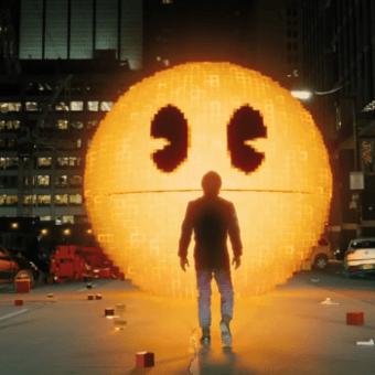 Nuevo trailer de Pixels