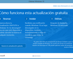 Windows 10 disponible el 29 de Julio