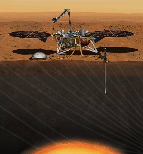 La NASA retrasa dos años la próxima misión a Marte