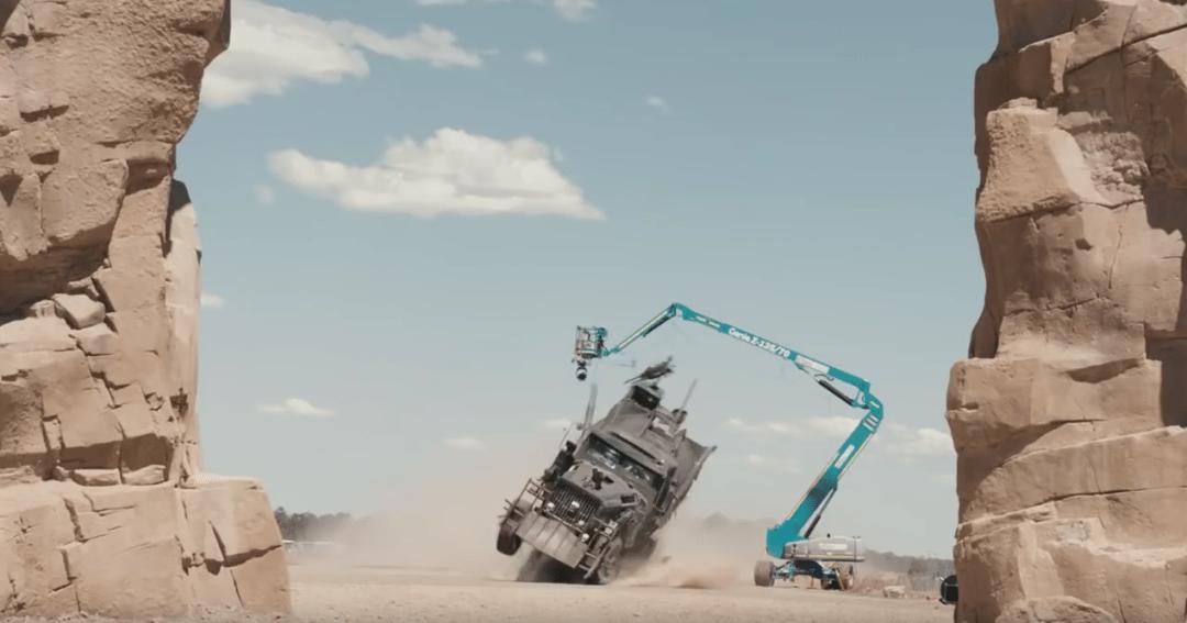 Mad Max: Fury Road sin efectos especiales sigue siendo fantástica