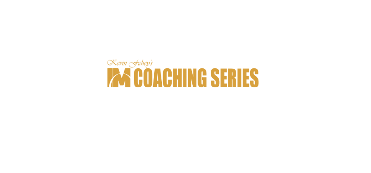 IM Coaching Series 2018 Review