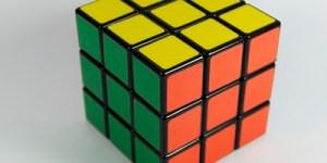 Rubix Cube Brain Games