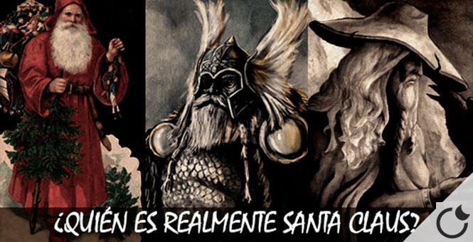 ¿Cual es el origen de la historia de Santa Claus?
