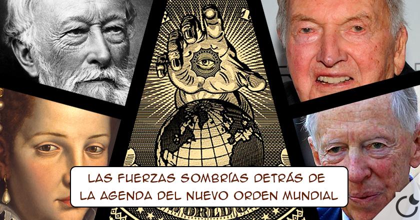Resultado de imagen de control orden mundial