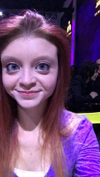 Joan Jett selfie 1