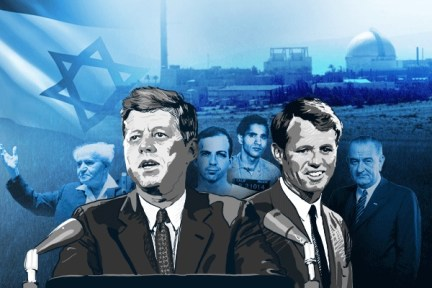 Image result for Did Israel Kill Both Kennedy Brothers?