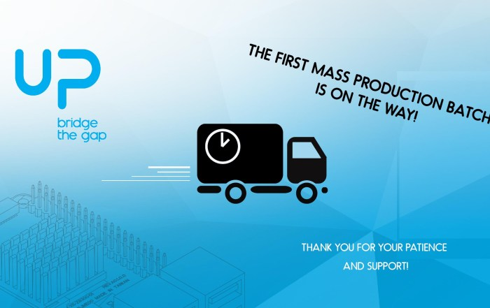 Mass Production Graphic
