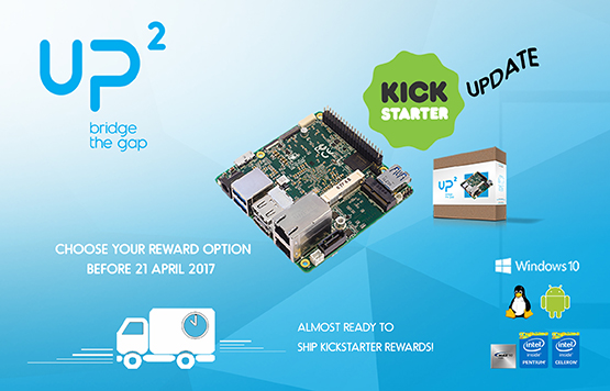 Kickstarter Kits Almost Delivery