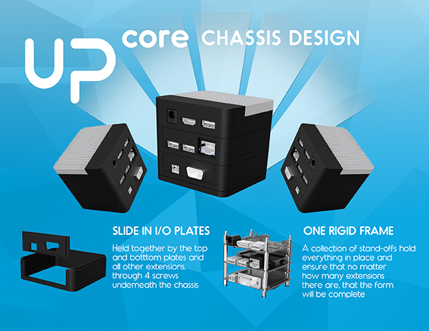 UP Chassis Design
