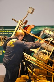 Deutsches Röntgen-Museum Remscheid_Ausstellungserweiterung_Exponatetransport_Spezialtransport_Stufentransport_Krantransport_Up-Down Transporte GmbH