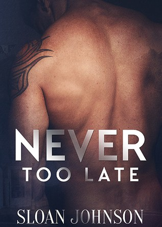 Author Interview, Review & Giveaway ~~ Never Too Late by Sloan Johnson