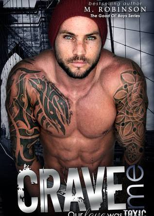 Release Blitz & Review ~~ Crave Me by M. Robinson