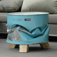 C-Barrel: unique barrel furniture by Cees van der Reep