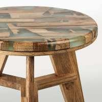 ZERO PER PROJECT: zero wood waste homeware by Hattern