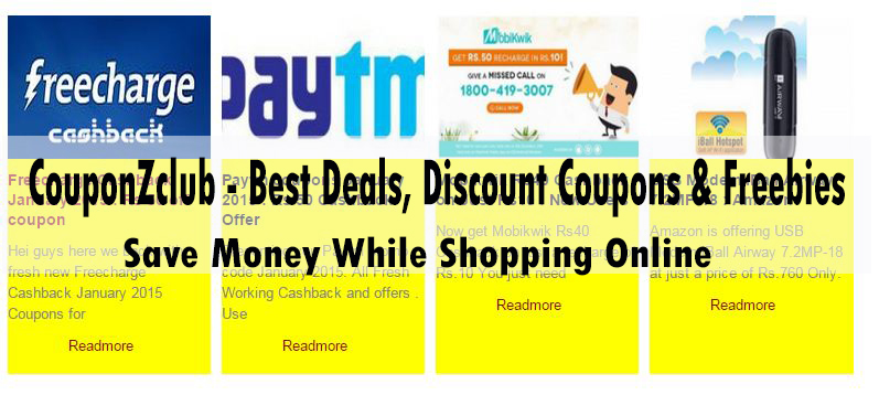 CouponZClub Review – Save Money With Best Discount Coupons