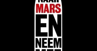 Roach_Ik ga naar Mars en neem mee