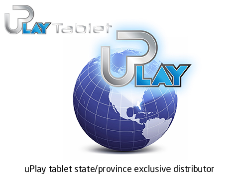 4. uPlay tablet stateprovince exclusive distributor