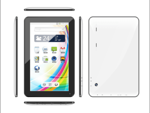 uPlay Tablet Q102
