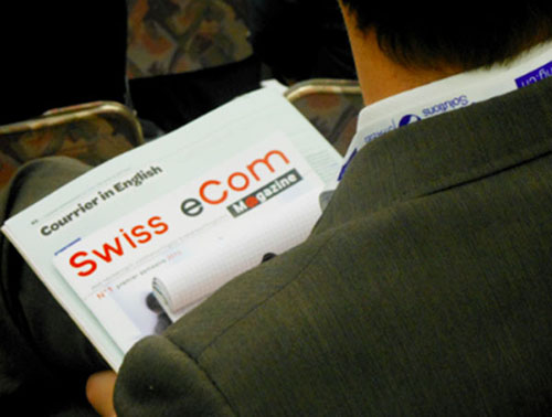 UpMyBiz expose au salon eCom de Genève